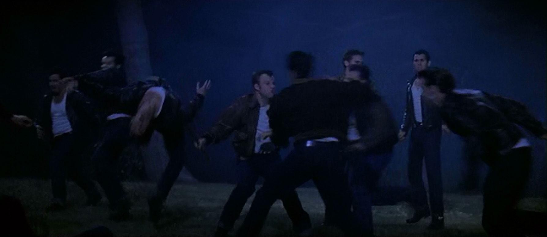 Stunt Fight Choreograpy
